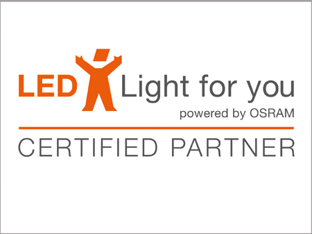 Infineon banner partners LED light for you OSRAM