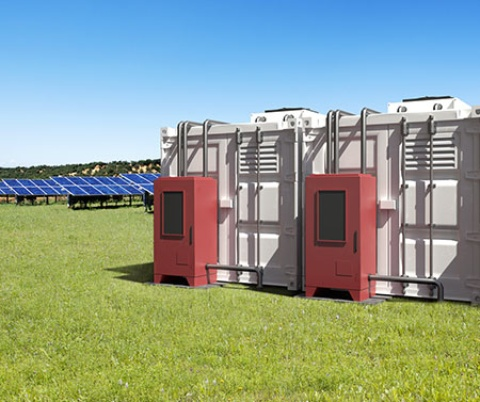Application picture for Energy Storage Systems