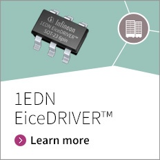 1-channel MOSFET gate driver ICs are the crucial link between control ICs and powerful MOSFET and GaN switching devices. Gate driver ICs enable high system level efficiencies, excellent power density and consistent system robustness.