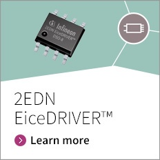 2-channel MOSFET driver ICs are the crucial link between control ICs and powerful MOSFET and GaN switching devices. MOSFET driver ICs enable high system level efficiencies, excellent power density and consistent system robustness.
