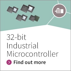 32-bit Industrial Microcontroller