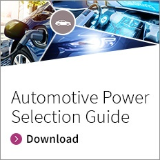Automotive Selection Guide