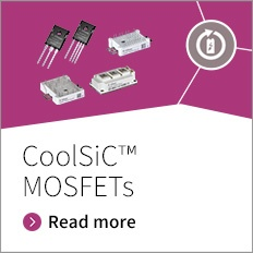 Silicon Carbide CoolSiC™ MOSFETs