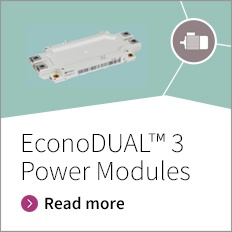 EconoDUAL™ 3 Power Modules