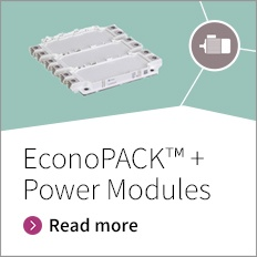 EconoPACK Power Modules D-Series