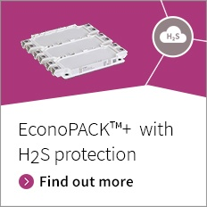EconoPACK  with advanced H2S protection