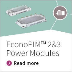 EconoPIM™ 2 and 3 Power Modules