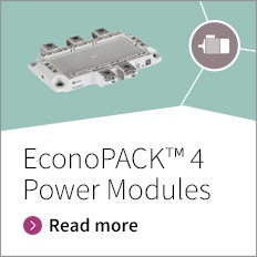 EconoPACK™ 4 Power Modules