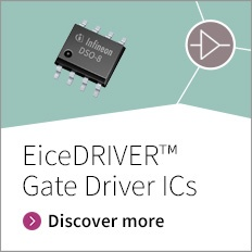 Leveraging the application expertise and advanced technologies of Infineon and International Rectifier, the gate driver ICs are well suited for many application such as automotive, major home appliances, industrial motor drives, solar inverters, UPS, switched-mode power supplies, and high-voltage lighting.