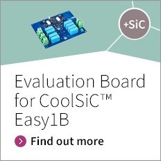 Evaluation Board for CoolSiC Easy1B