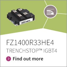 Promotion for FZ1400R33HE4 TRENCHSTOP IGBT4