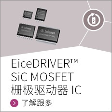 Gate Driver ICs for Silicon Carbide CoolSiC™ MOSFET