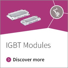 Slider button for IGBT Modules - Concepts providing electrical performance and highest reliability without limiting the design flexibility