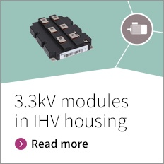 3.3 kV Power Modules