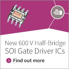 NEW- EiceDRIVER™ Compact - Optimized 600V half bridge gate driver IC with LS-SOI technology to control IGBTs
