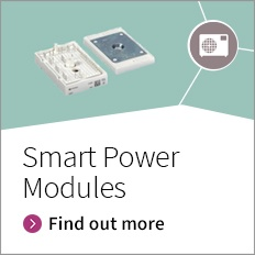 Smart power modules