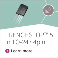 TRENCHSTOP™5 IGBT in TO-247 4pin Kelvin Emitter package
