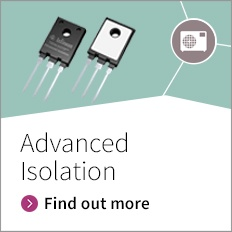 The new TRENCHSTOP™ Advanced Isolation represent the cutting-edge technology in isolated packages. 35% lower thermal resistance R th(j-h) of advance isolation material compared to high grade Iso-foil enables effective and reliable thermal path from chip to the heatsink.