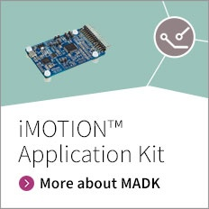 Promotion banner for iMOTION Application Kit