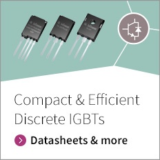 Compact and Efficient Discrete IGBTs