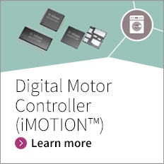 Digital Motor Controller iMOTION