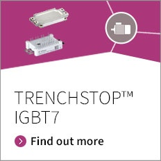 Easy Power Modules with 1200 V TRENCHSTOP™ IGBT7 and EC7 diode