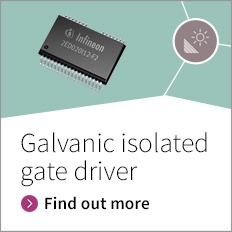 Galvanic Isolated Gate Driver - Optimized low and high voltage gate driver solutions for MOSFETs, IGBTs and IGBT modules.