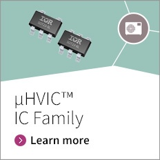 µHVIC™ building block IC family for popular circuit elements -  The µHVIC™ family is a collection of high-voltage and low-voltage basic building block ICs. These simple ICs are used in common circuit elements giving designers the flexibility to