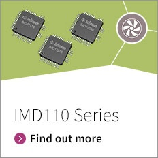 Promotion banner for iMOTIONs IMD110 Series