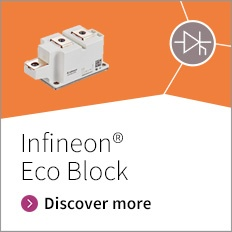 Promotion Banner for Infineon BIPOLAR Eco Block / Prime Block