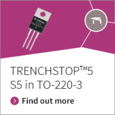 TRENCHSTOP™ 5 S5 in TO-220-3