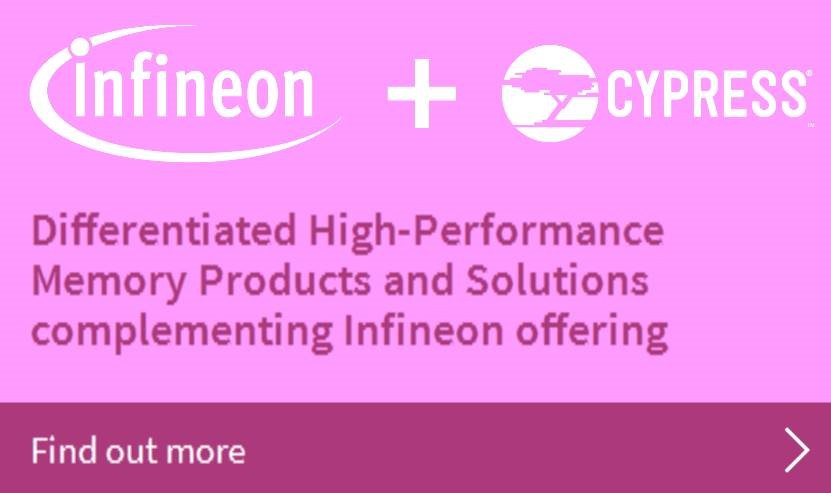 Infineon Cypress acquisition