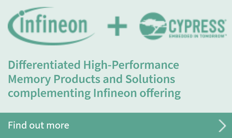 Cypress Infineon acquisition