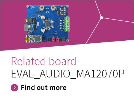 I2s Input Class D Amplifier
