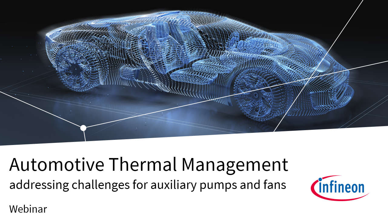 Automotive Thermal Management: Addressing Key Challenges with Auxiliary Pumps and Fans