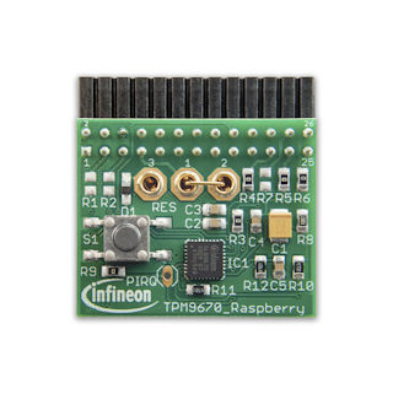 IRIDIUM SLM 9670 TPM2 0 - Infineon Technologies
