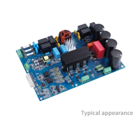 Product image for motor drive evaluation board EVAL-M5-IMZ120R-SiC