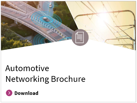 Automotive networking brochure