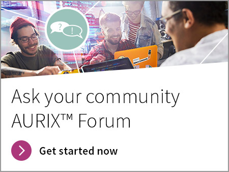 AURIX-Community Forum