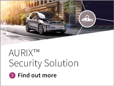 Banner AURIX Security Solution