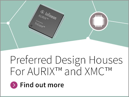 Banner_Preferred-Design-Houses for AURIX and XMC
