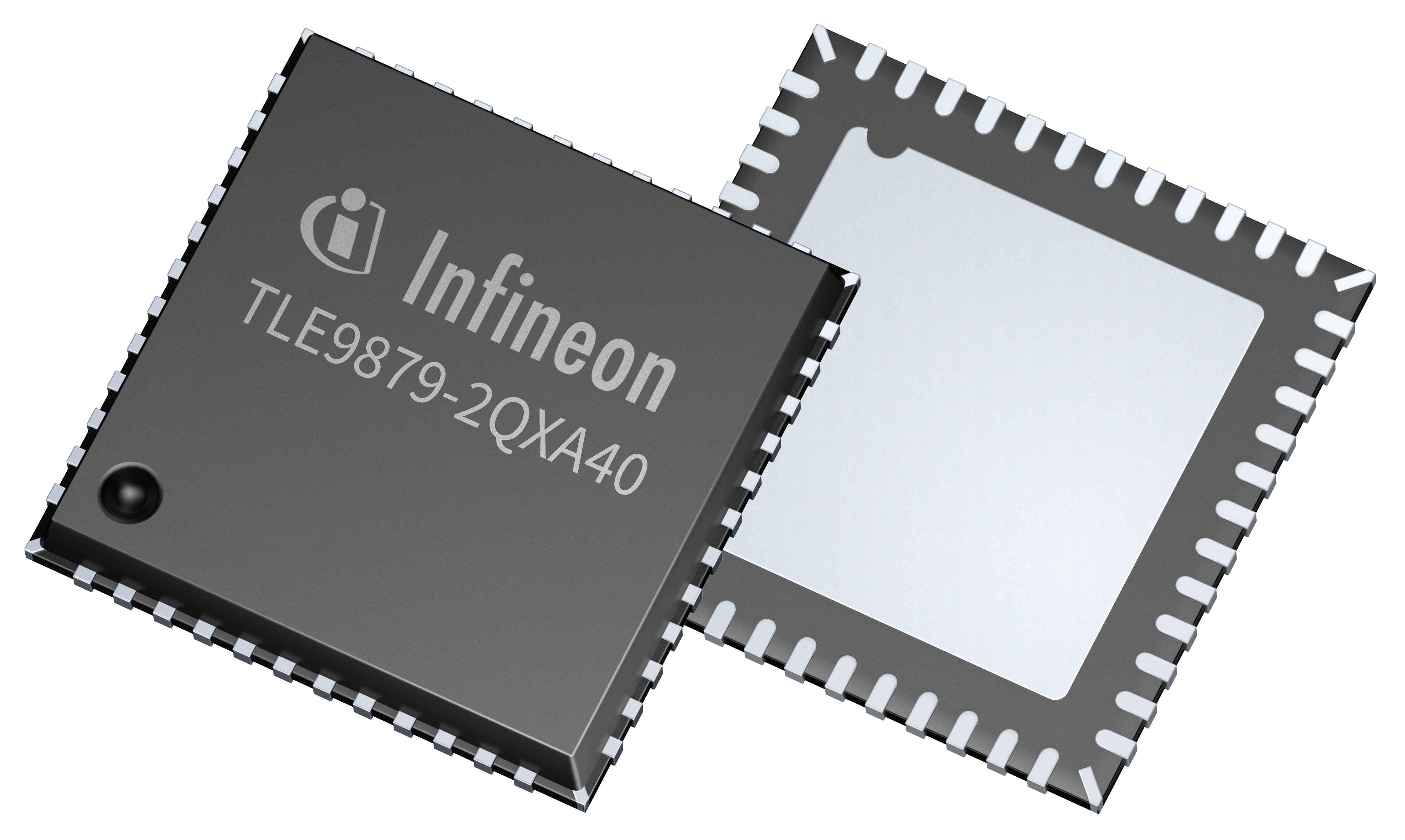 TLE9879-2QXA40 - Infineon Technologies
