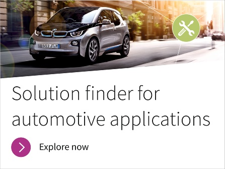 Solution finder for automotive motor control applications