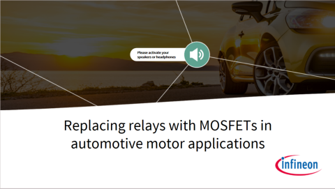 MOSFETs in Automotive