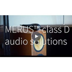 Video MERUS™ audio solutions explore the world of MERUS™