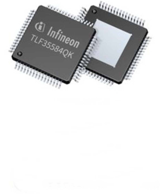 Tlf35584qkvs2 Infineon Technologies Diagram Moreover Electronic Lock Circuit Also Safety E Stop 7
