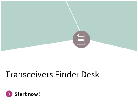 Transceiver Finder Desk