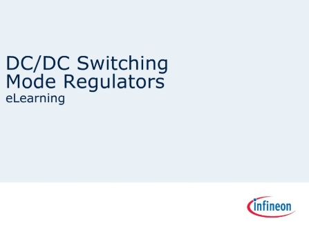 DCDC-Switching-Mode-Regulators