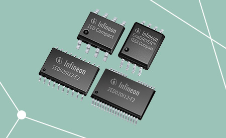 Gate Driver ICs for 1200 V Silicon Carbide MOSFETs.