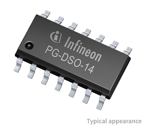 Product image for Gate Driver ICs in DSO-14 package